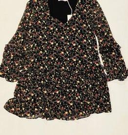 lush floral mini dress LD44184