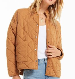 Maya Quilted Jacket- ZJ203646
