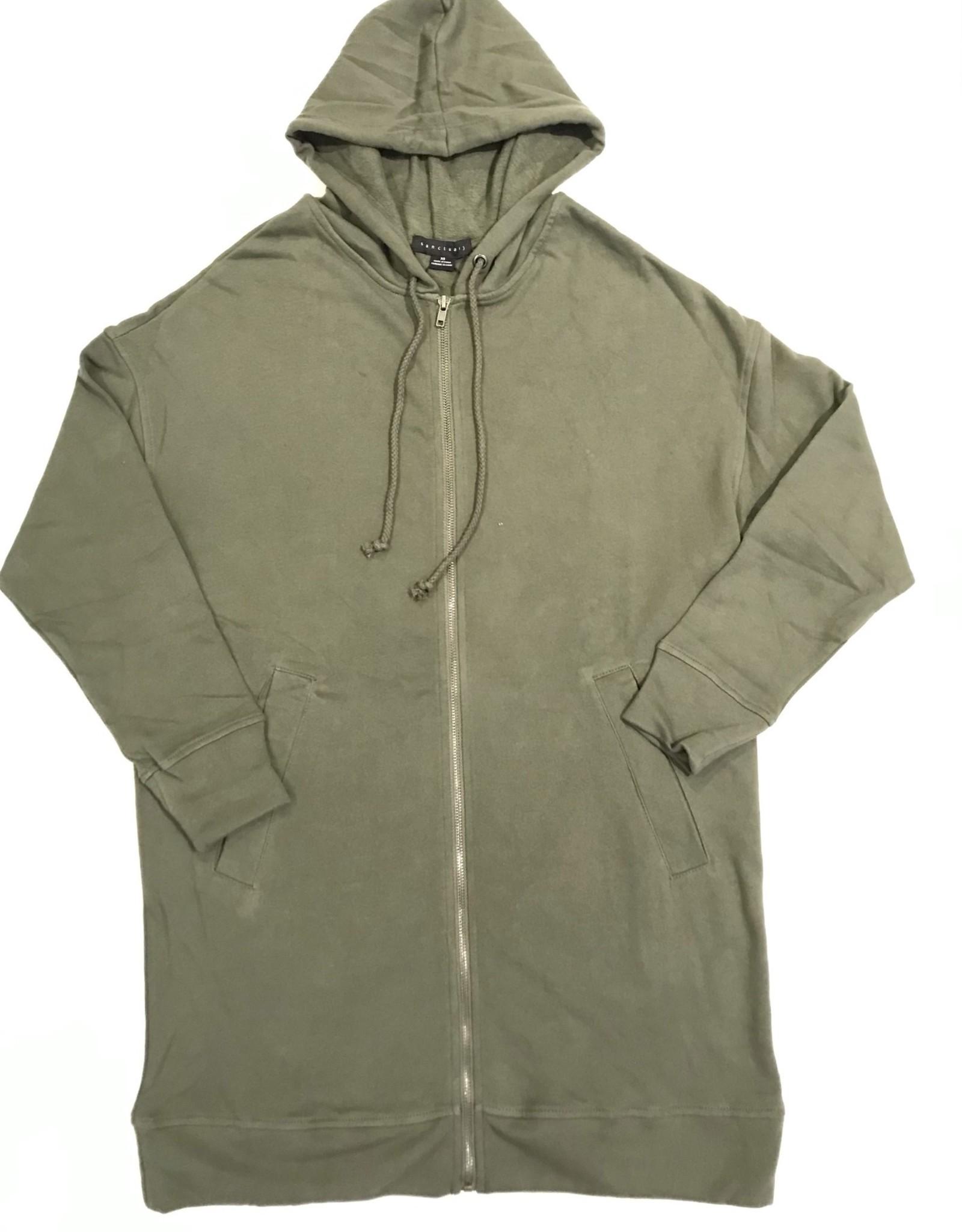 Sanc City Coat Hoodie CT3173CVF