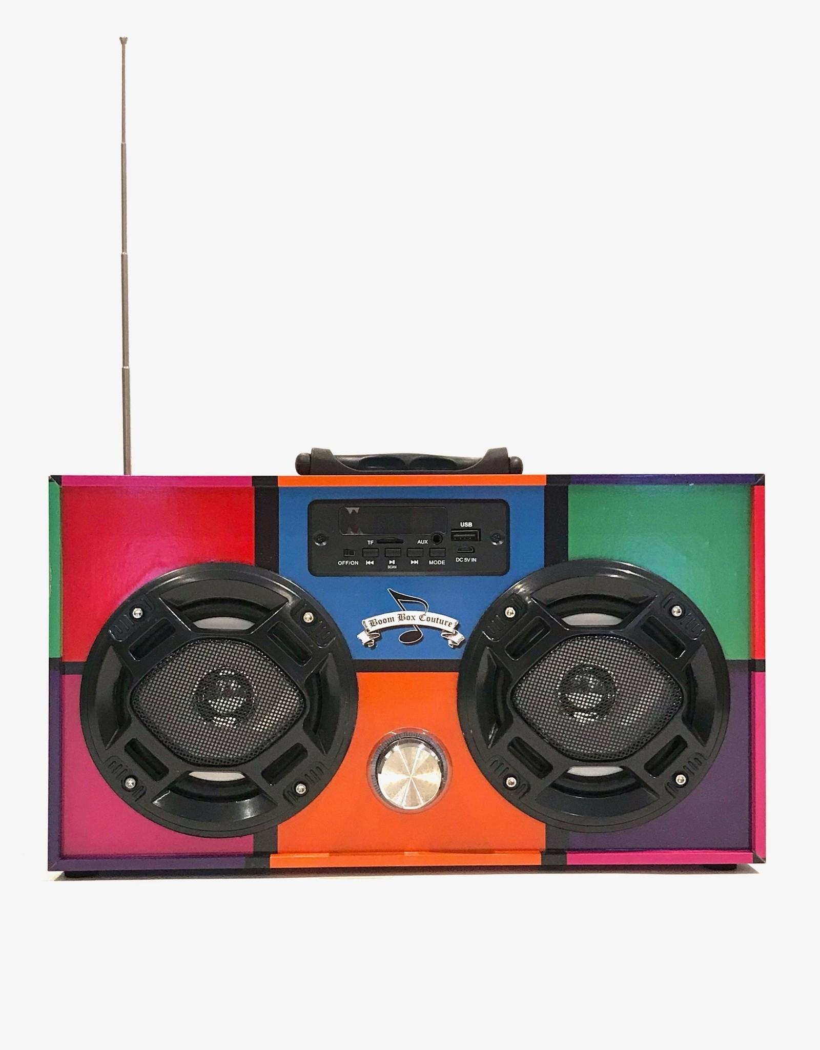 Trend Tech Brands TT retro boom box WE-BB