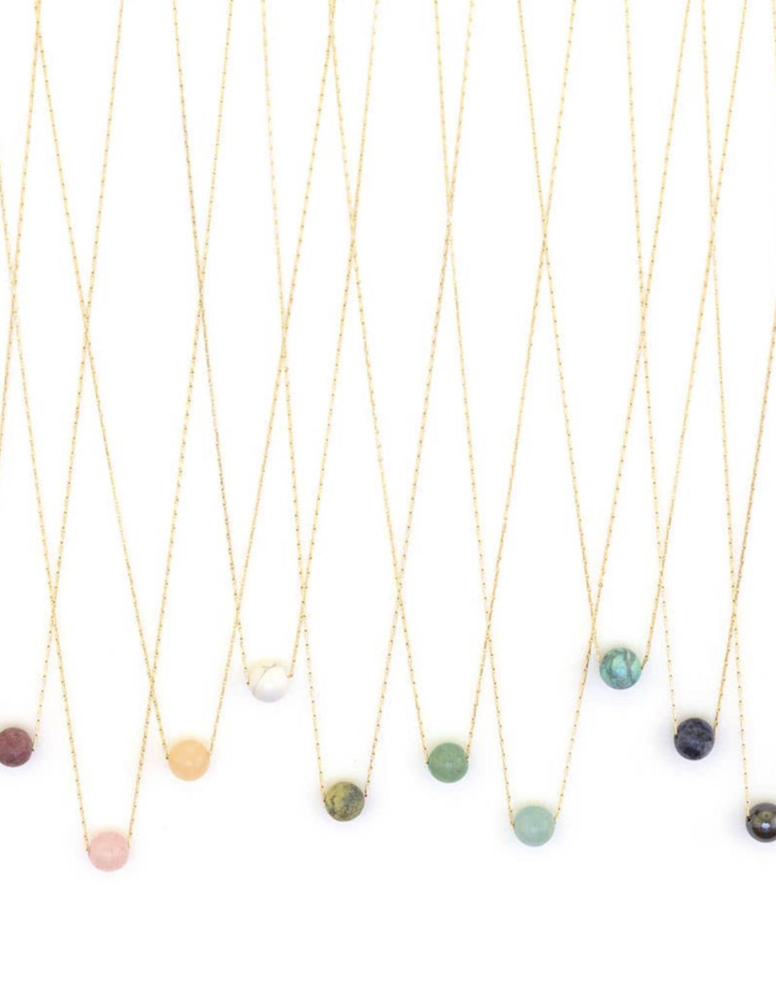 Amano Gemstone Necklaces 19GS