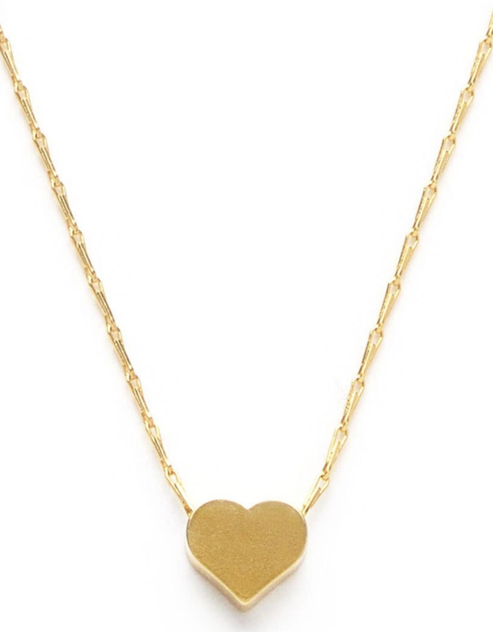Amano Tiny Heart Necklace 19TH