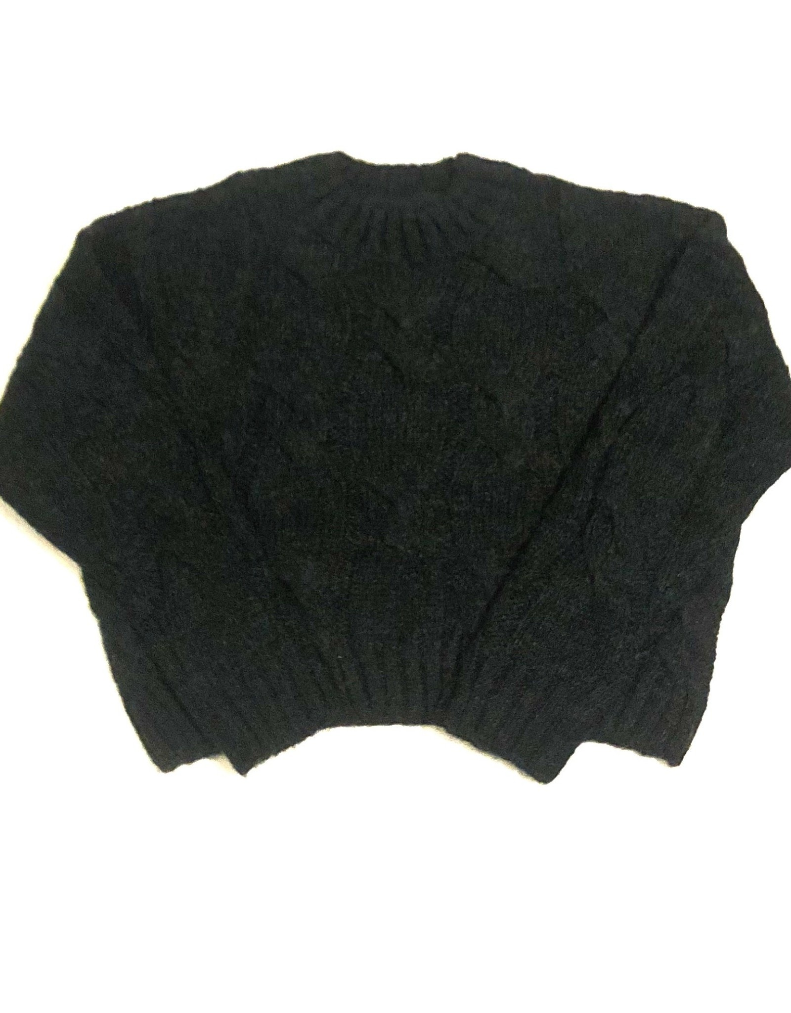 RD Favorite Crop Melange Sweater 73S388S