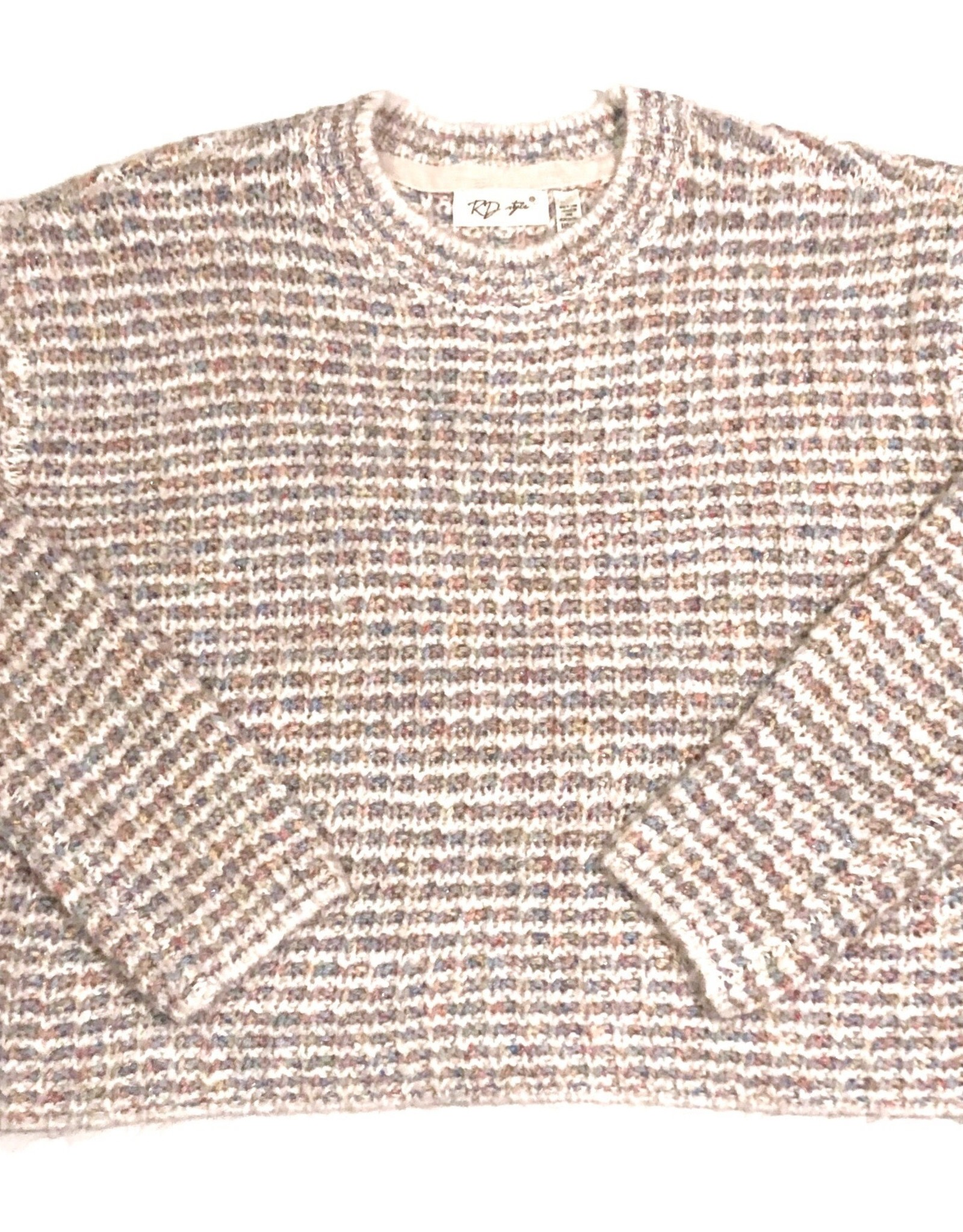 RD inside out sweater 73S141S