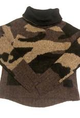 RD Camo knit sweater 73SR758S