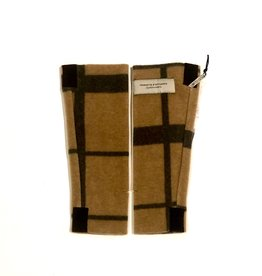 HS fleece wrist warmer 6022