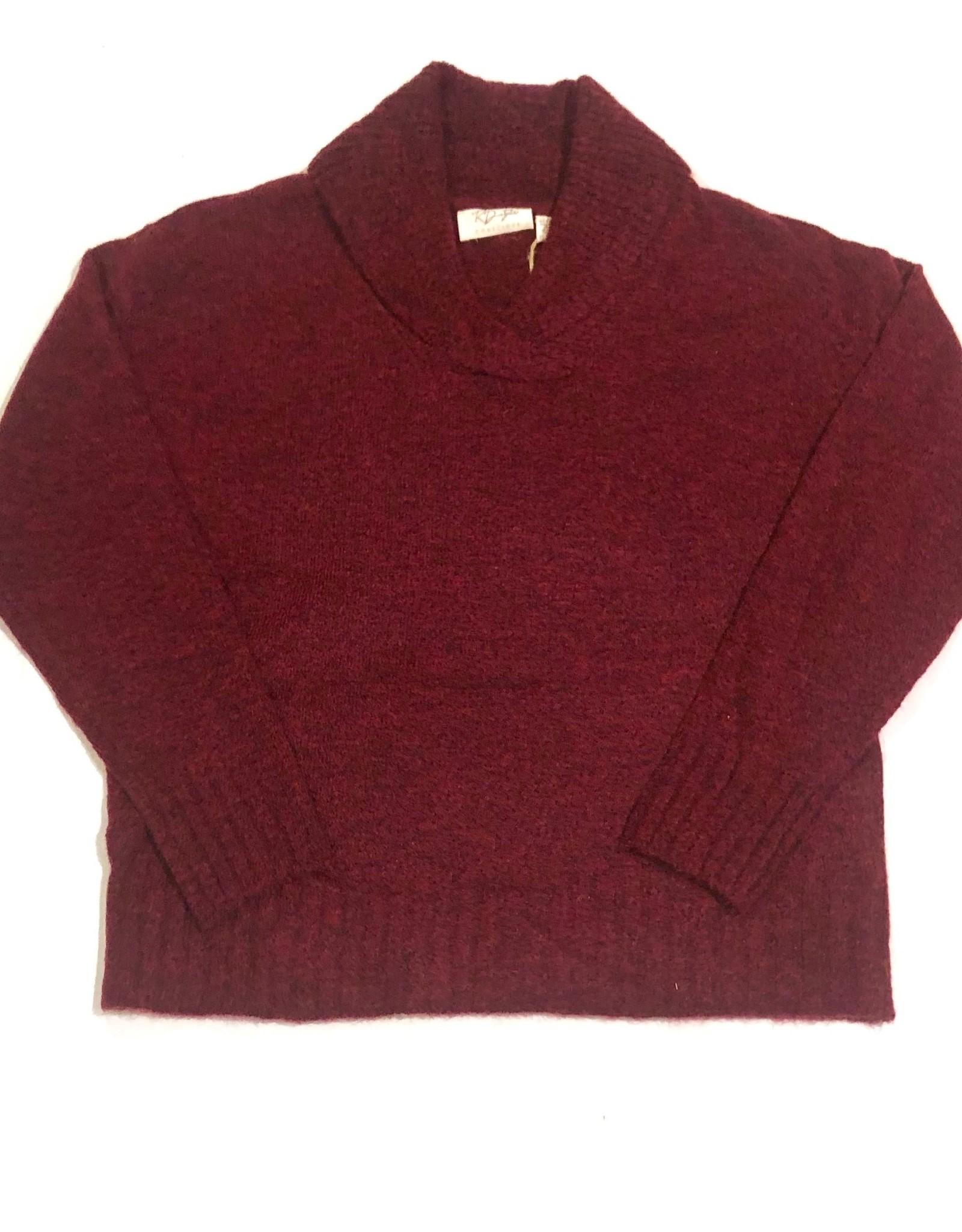 RD cozy turtleneck sweater 73SR384S