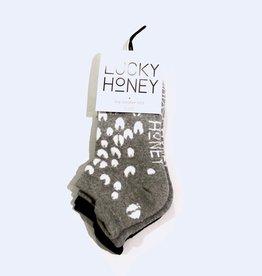 Lucky Honey LH Sneaker socks 2 pack  SNS01