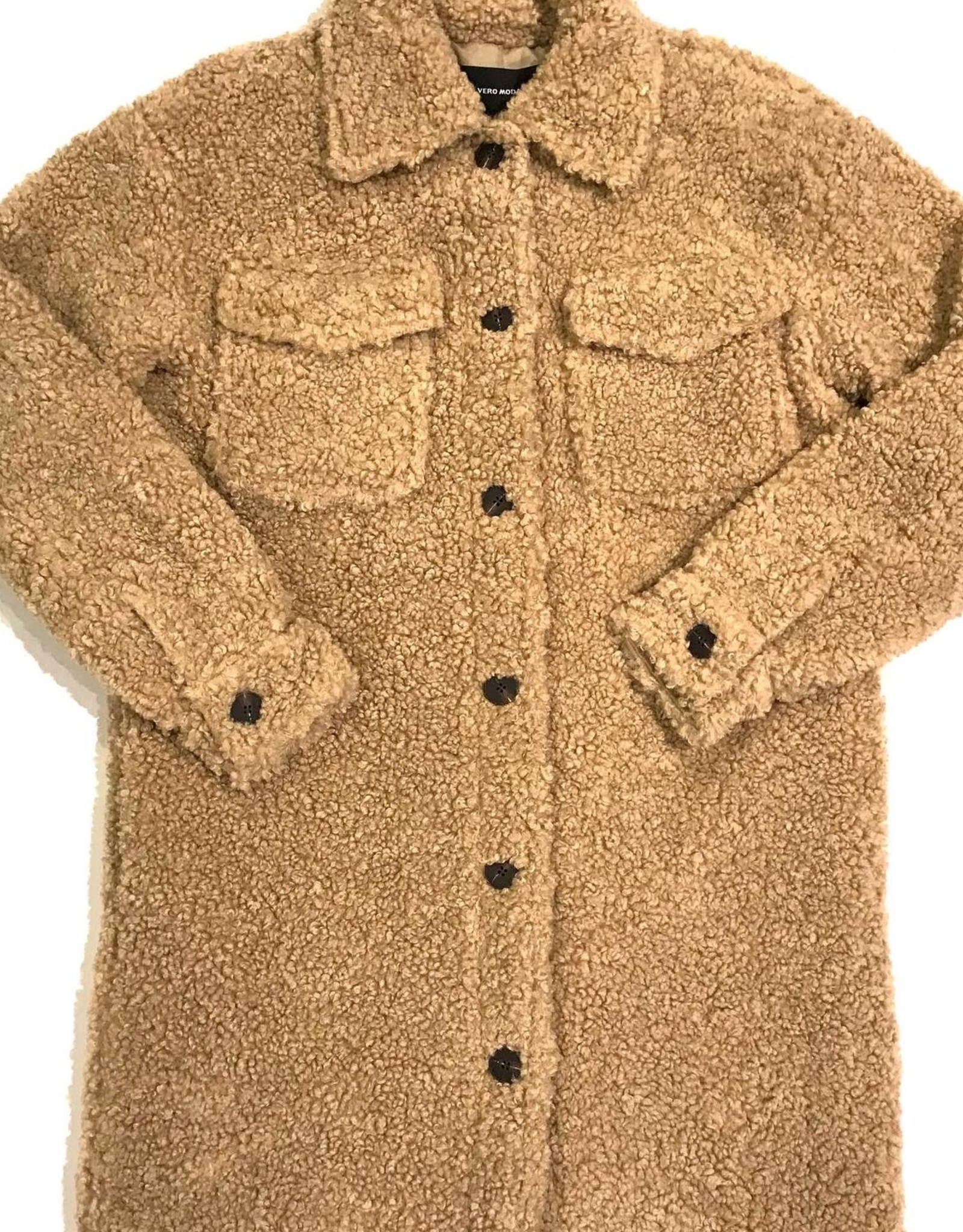 VM Kylie Filucca Long Teddy Jacket 1024777