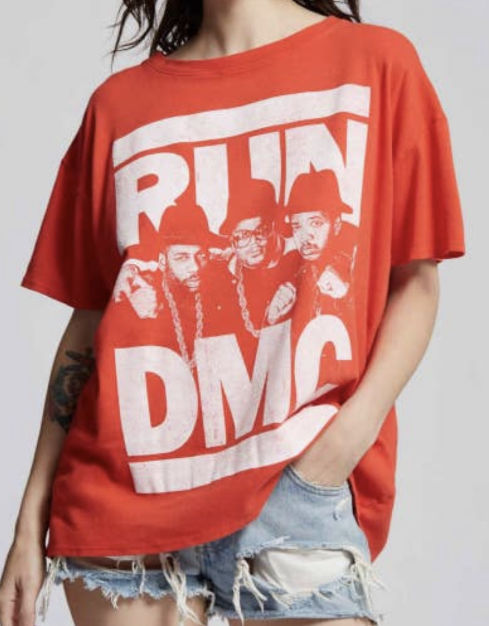RK Run DMC oversize Tee 301635