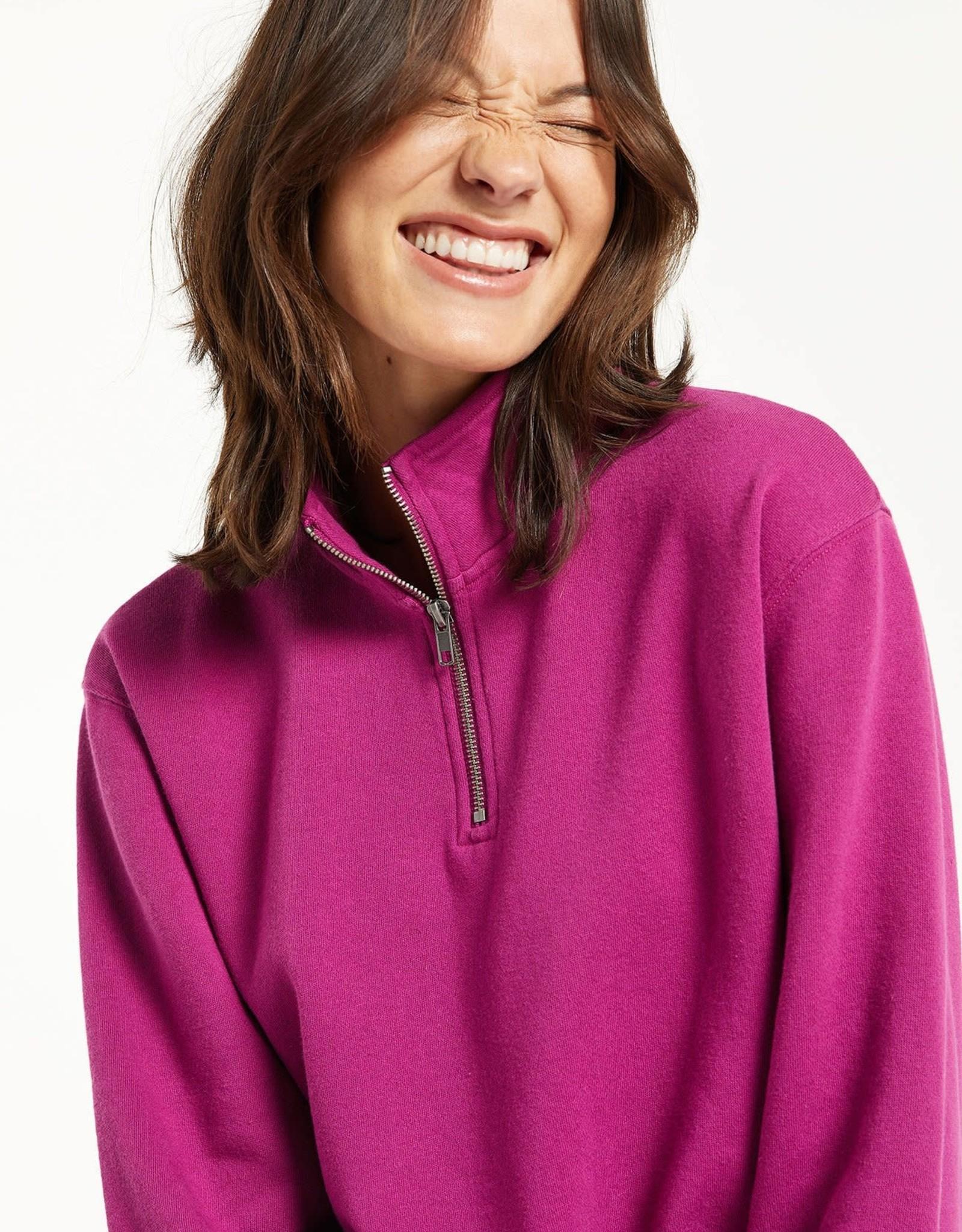 ZS Half zip sweatshirt