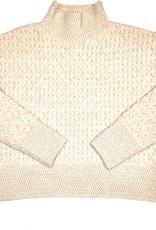 Kut Pull on L/S hi neck sweater KS23503