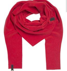 HS fleece triangle scarf  4051