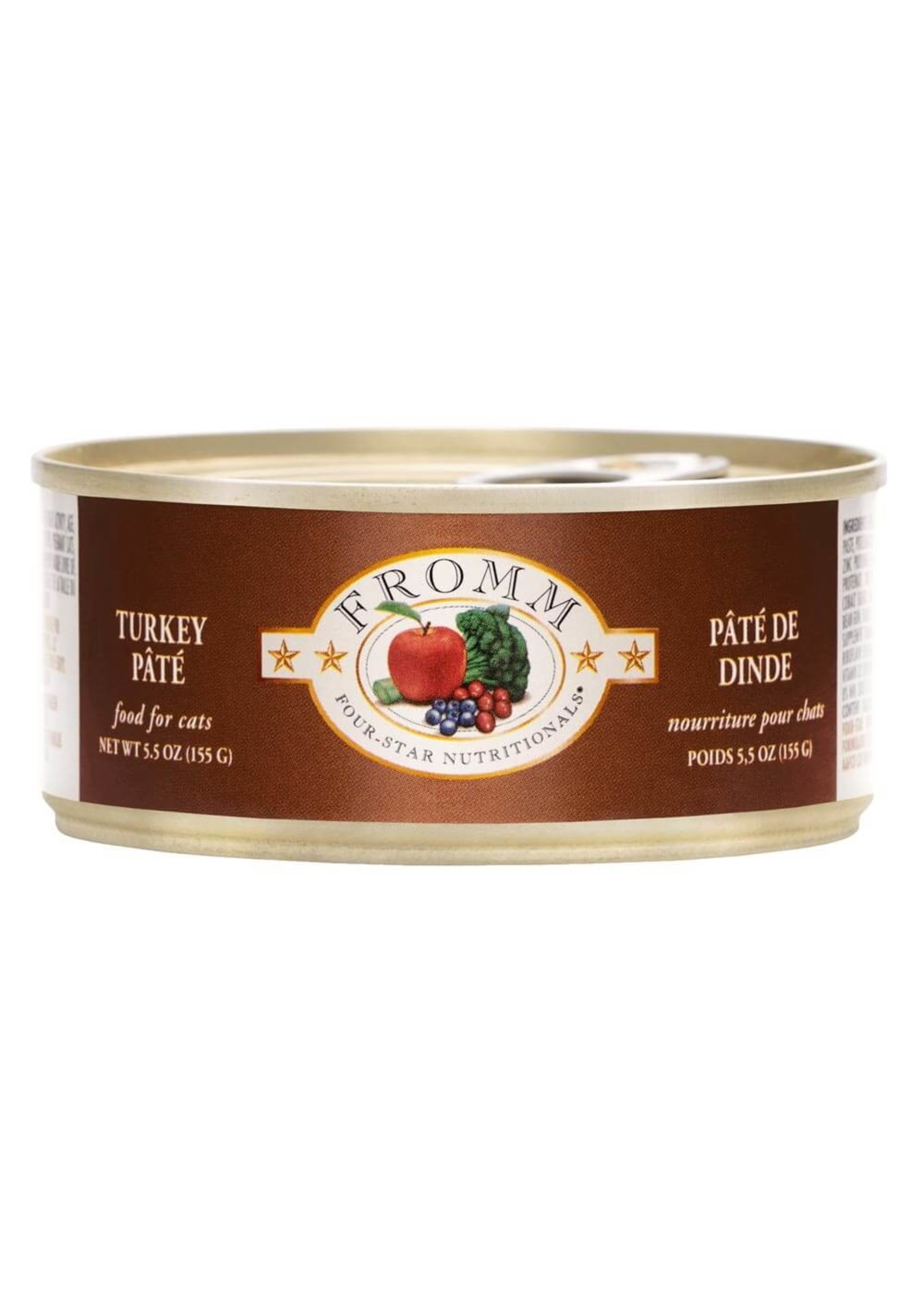 Fromm Fromm Cat Turkey Pate, 5.5oz Can