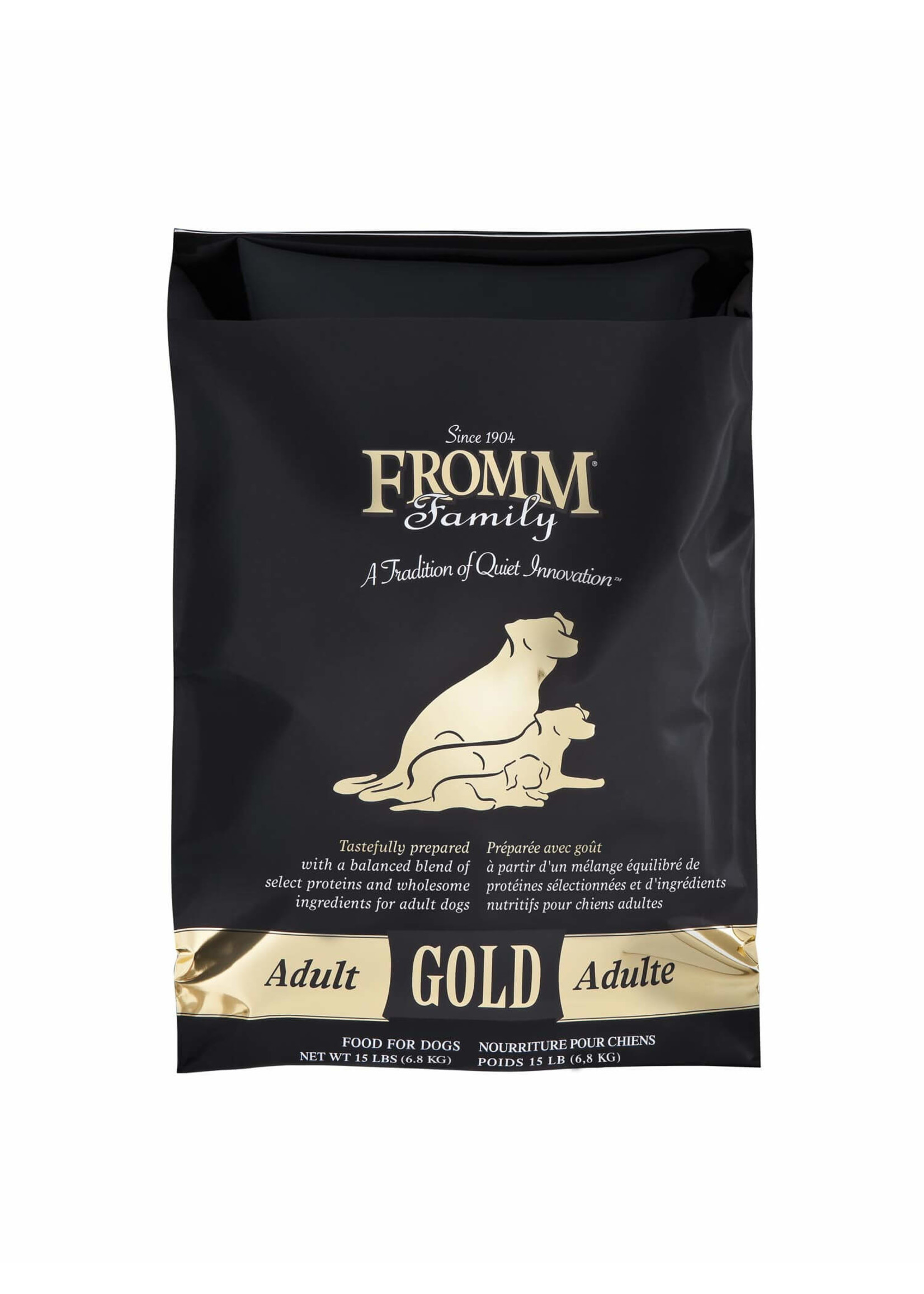 Fromm Fromm 15lb Adult Gold