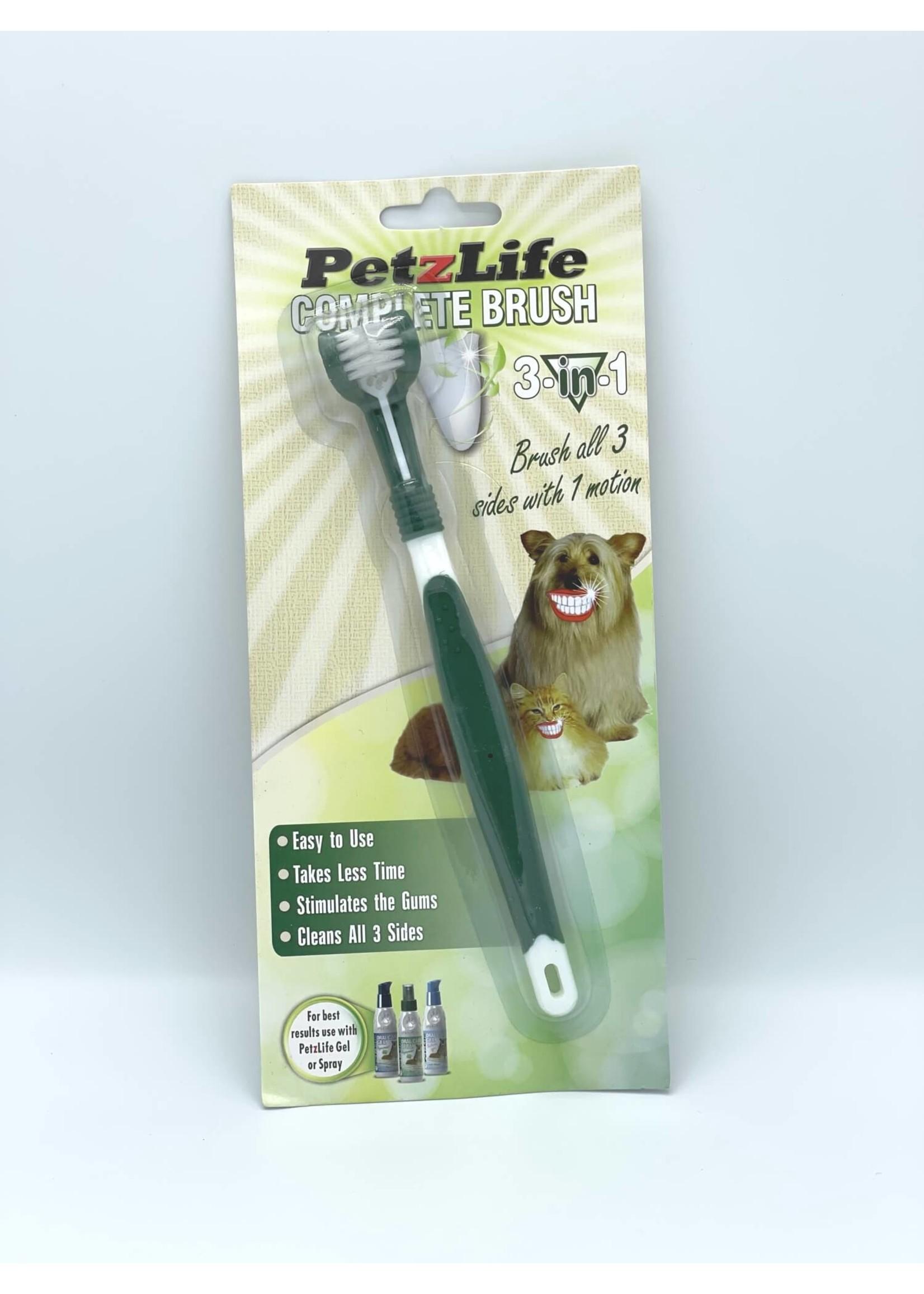 Petzlife PetzLife Complete Toothbrush