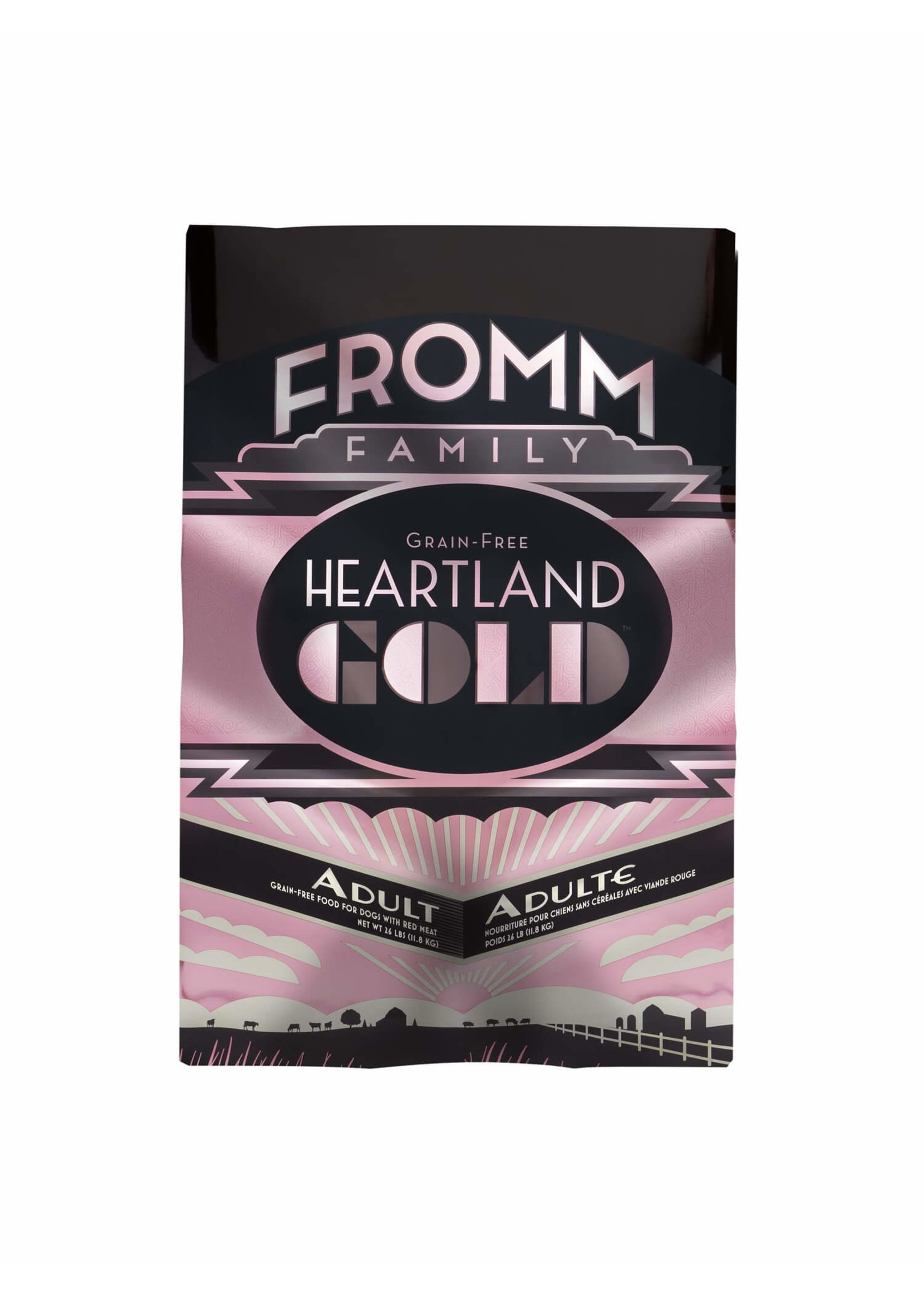 Fromm Fromm Heartland Adult Gold Grain Free 26 lb