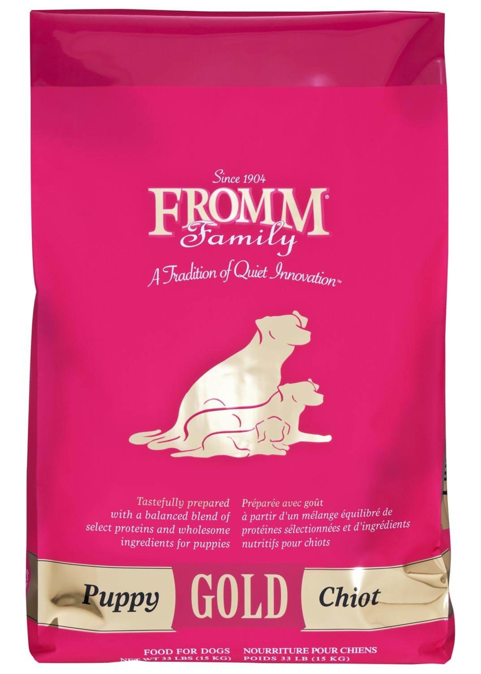 Fromm Fromm Puppy Gold 33 lb