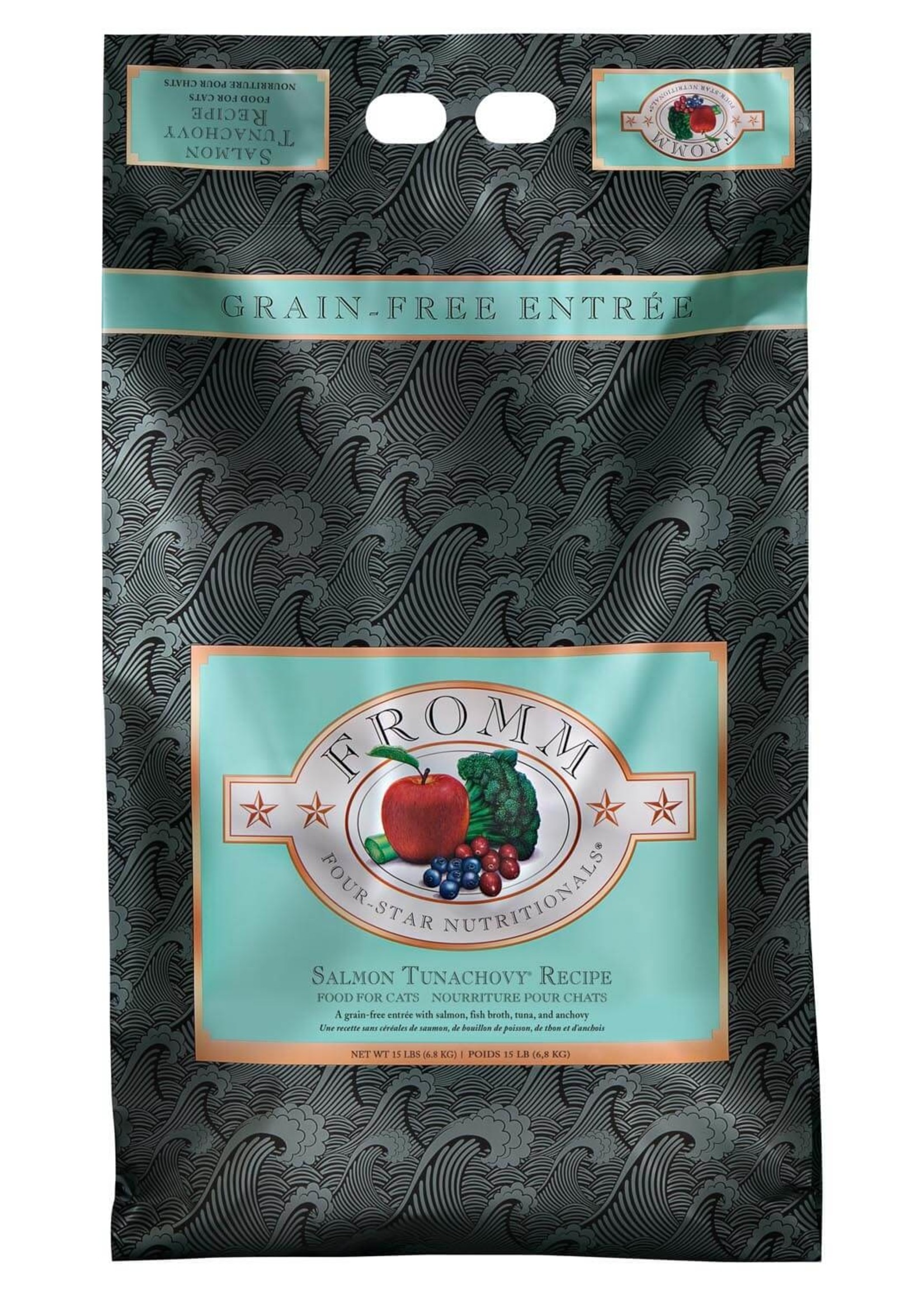 Fromm Fromm Cat Salmon Tunachovy, 15lb Bag