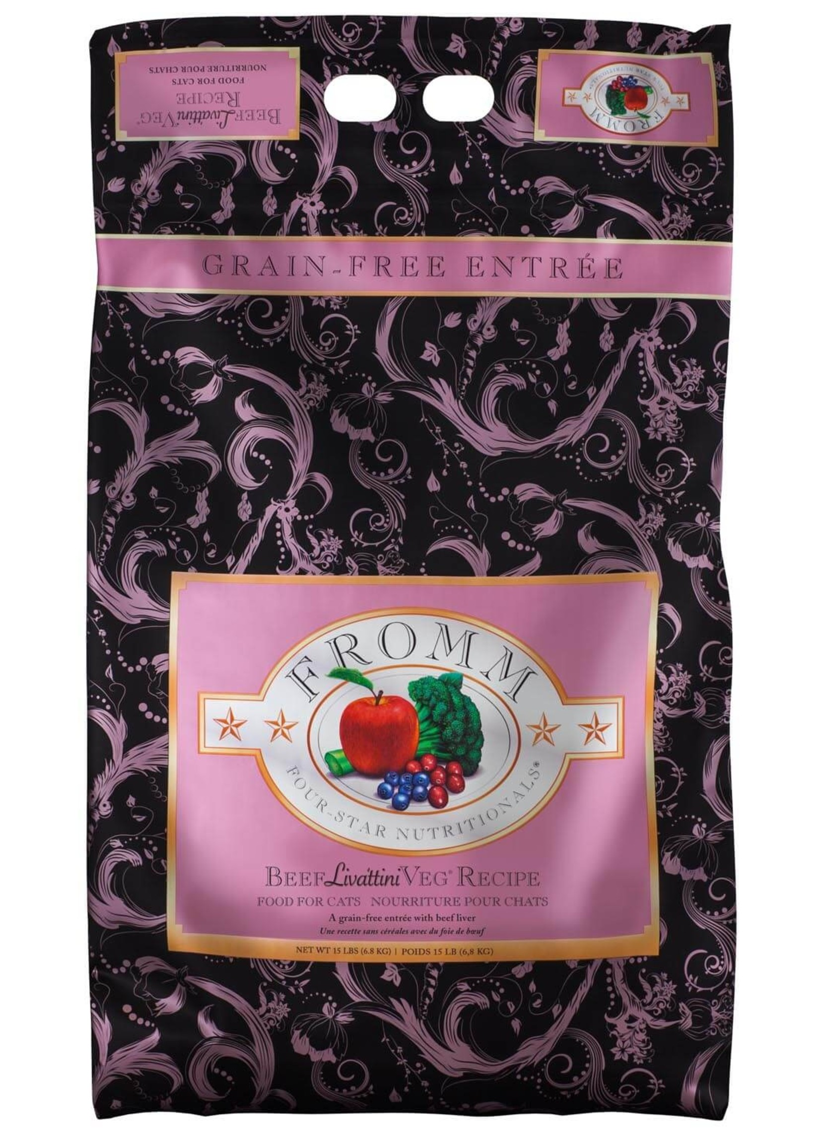 Fromm Fromm Cat Beef Liva'tinni, 15lb Bag
