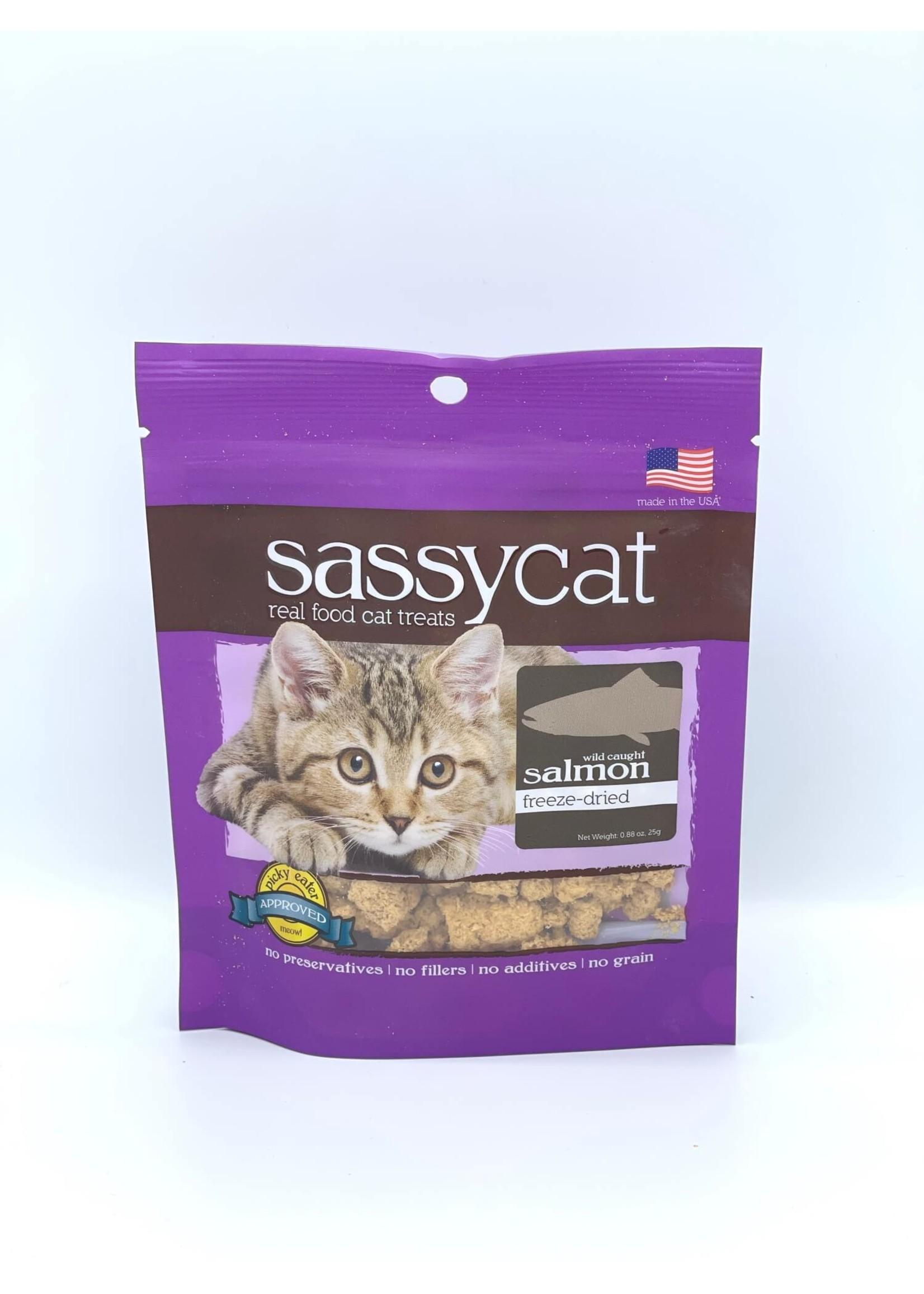 Herbsmith Herbsmith Sassy Cat Treats Salmon 1.25 oz