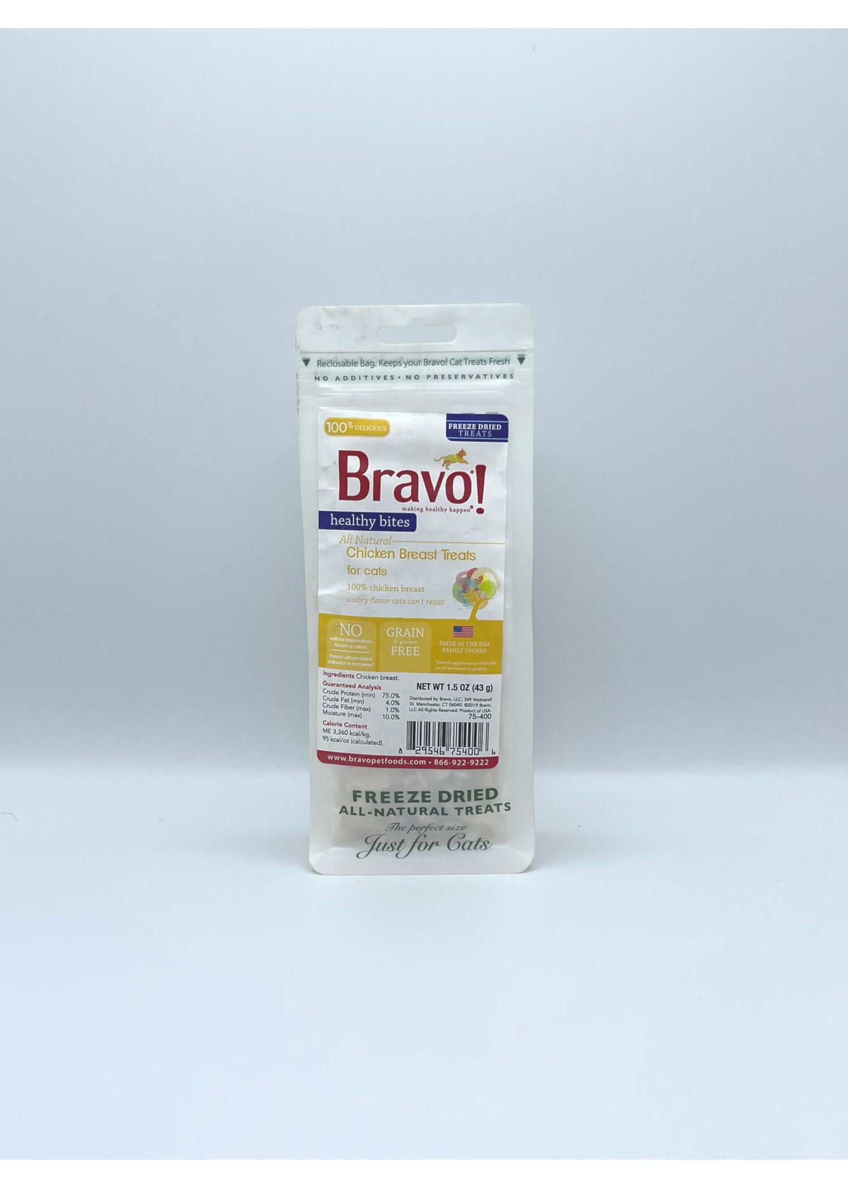 Bravo Bravo! Cat Chicken Breast Bites