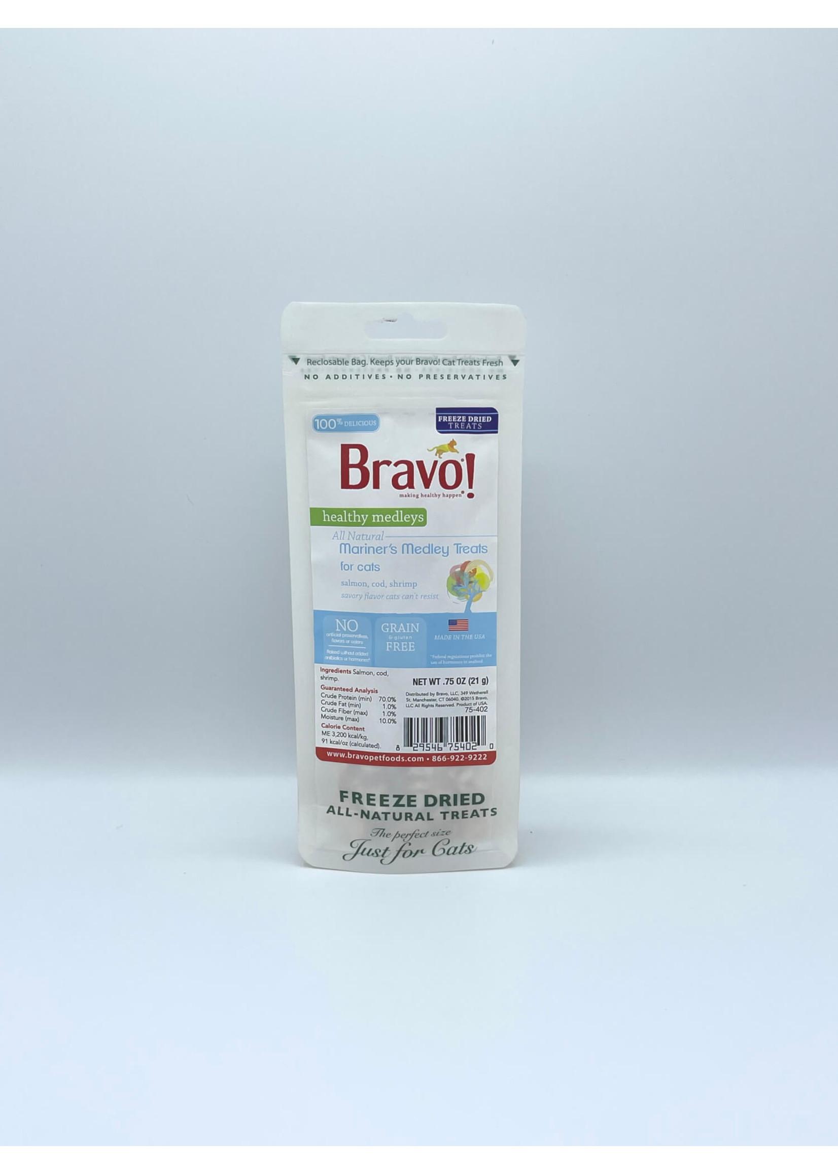 Bravo Bravo! Cat Mariners Medley Bites