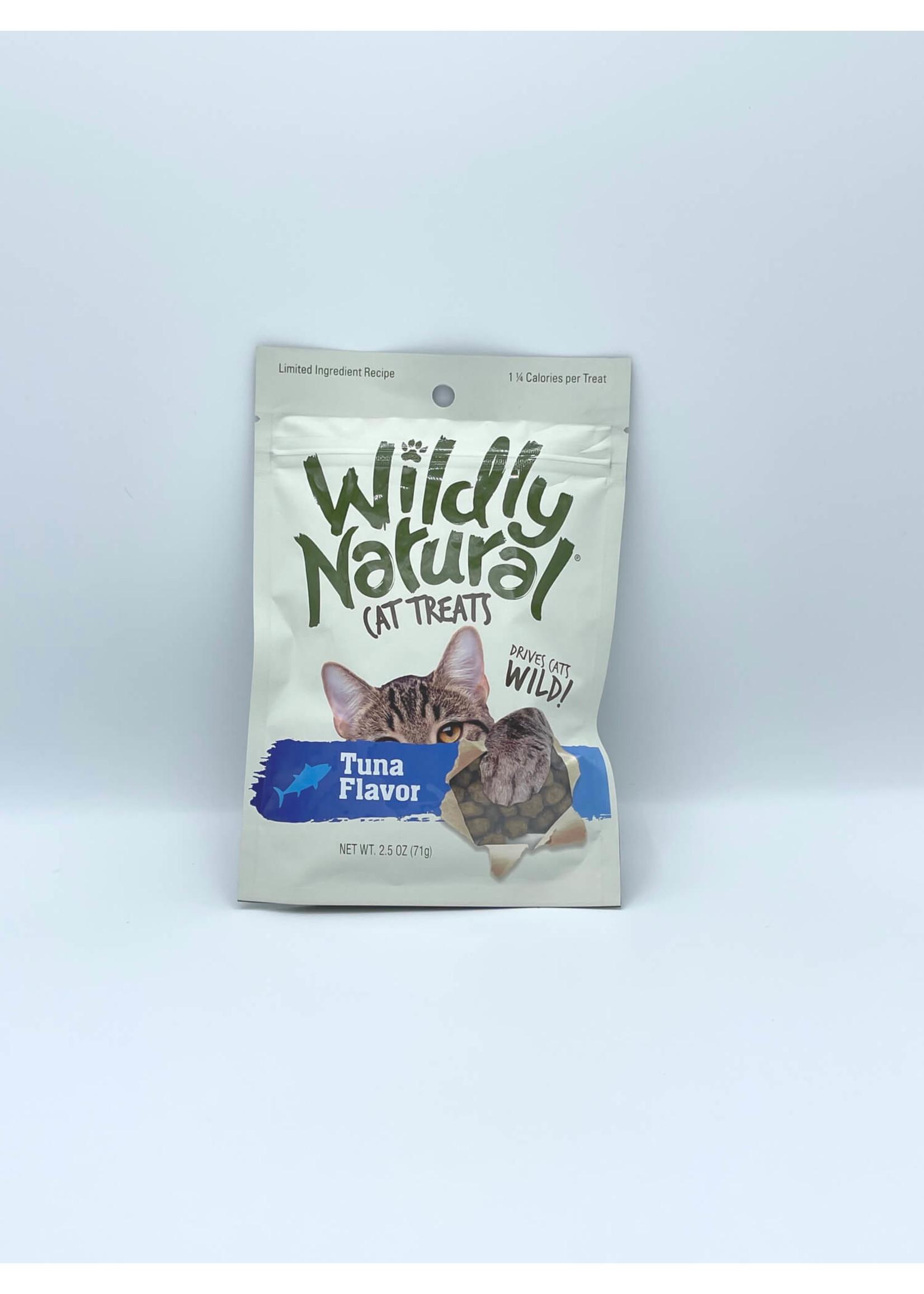 Fruitables Fruitables Wildly Natural Tuna Cat Treat 2.5 oz