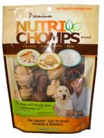 "Nutri Chomps Nutri Chomps Assorted Flavor 4"" Knots, 9ct."