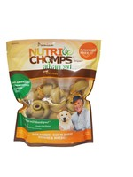Nutri Chomps Nutri Chomps Chicken Knots Wrapped with Real Chicken,  8 Ct