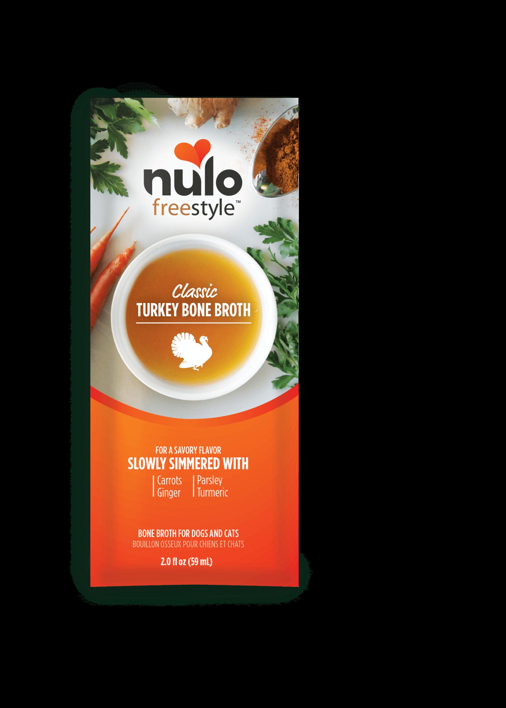 Nulo Nulo FreeStyle Grain Free Turkey Broth