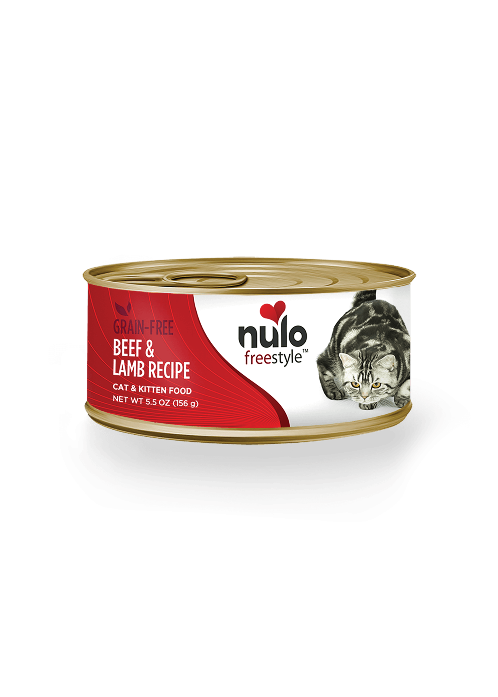Nulo Nulo FreeStyle Cat Wet Food Beef & Lamb