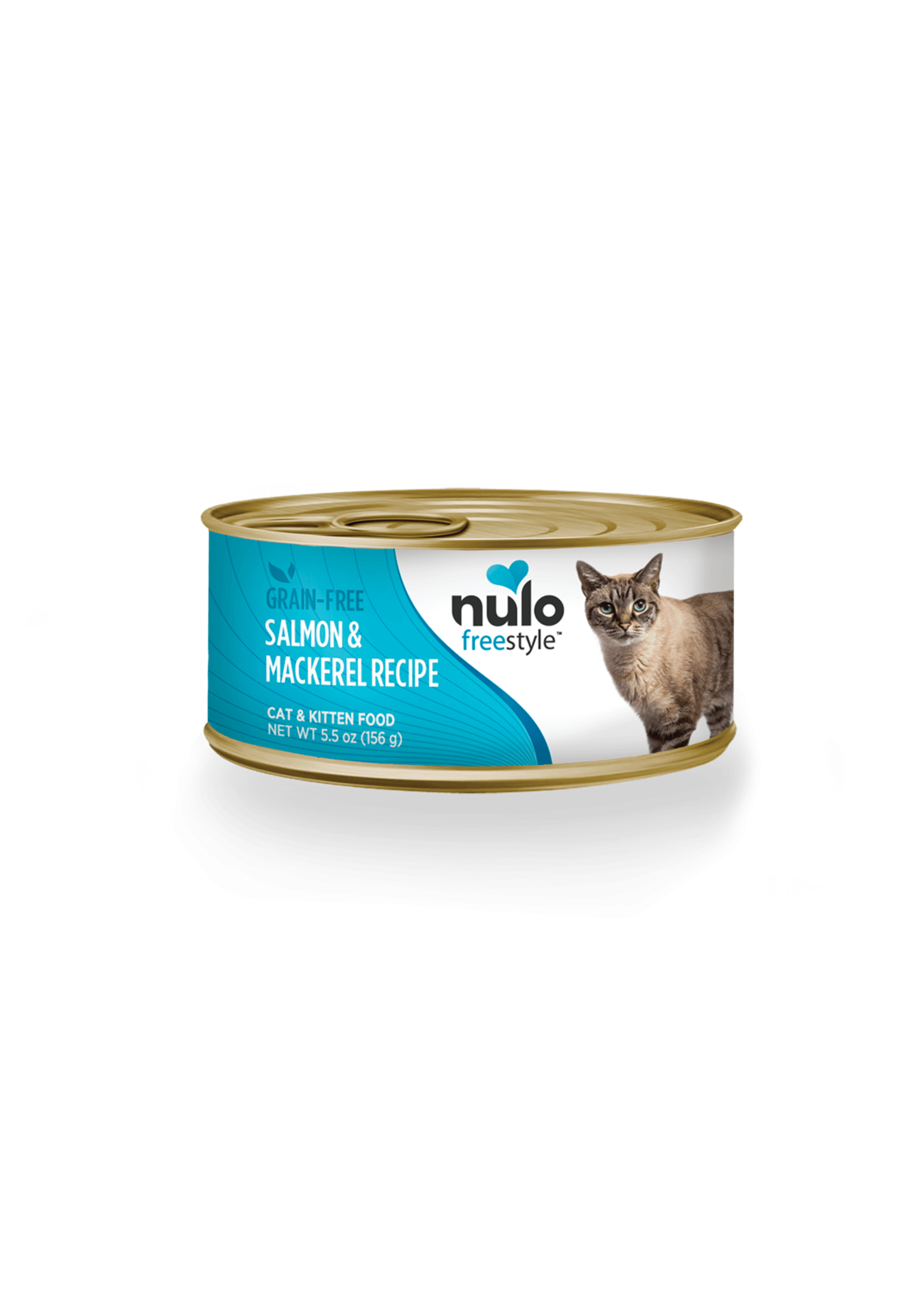 Nulo Nulo FreeStyle Cat Wet Food Salmon & Mackerel