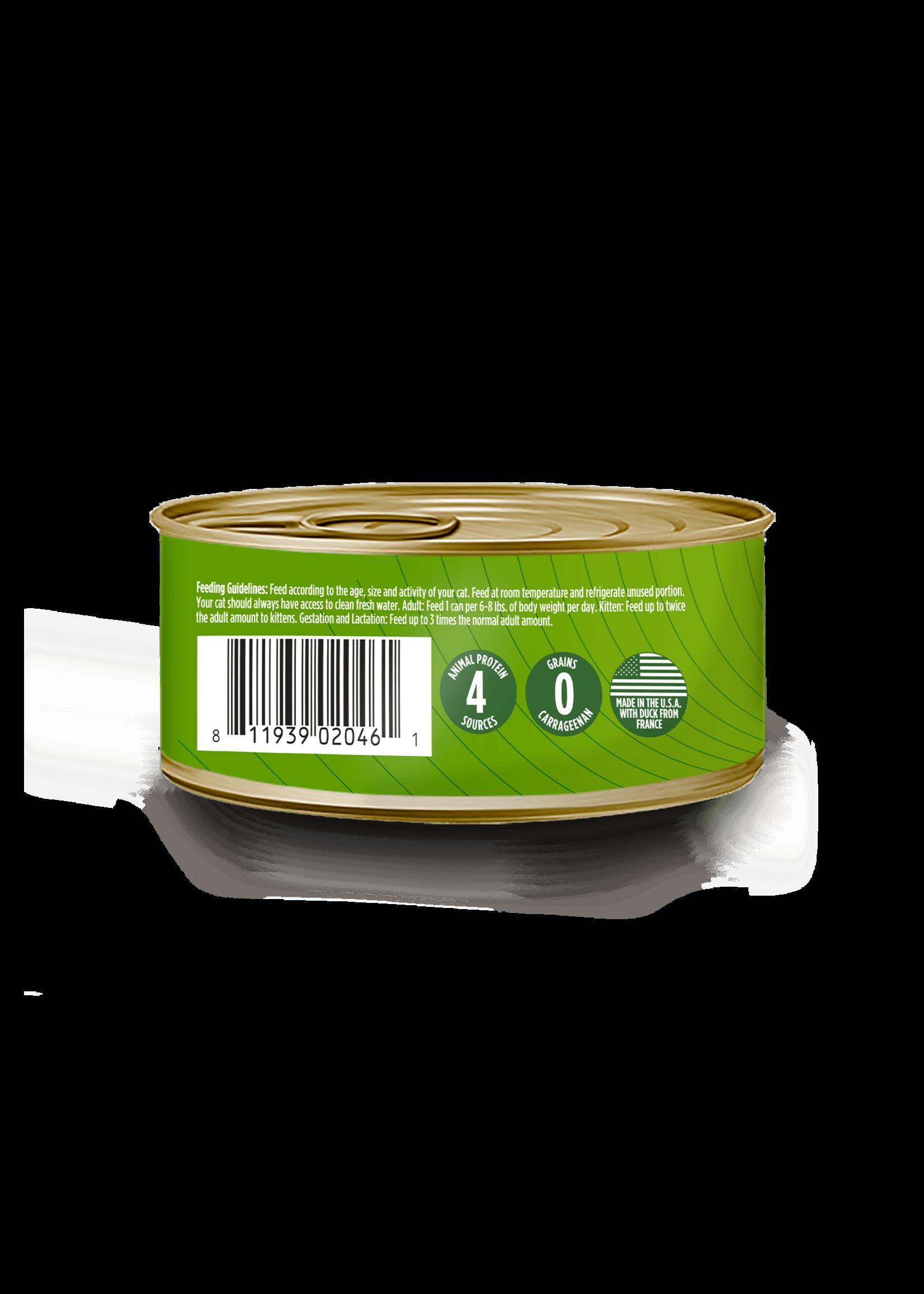 Nulo Nulo FreeStyle Grain Free Cat Duck & Tuna, 5.5oz Can