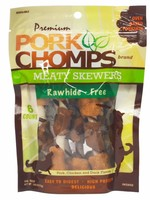 Pork Chomps Pork Chomps Meaty Skewers 6 count