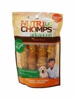 Nutri Chomps Nutri Chomps Advanced Peanut Butter Twists w/ Real Chicken, 4ct