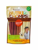 Nutri Chomps Nutri Chomps Assorted Flavor Mini Twist 15 ct