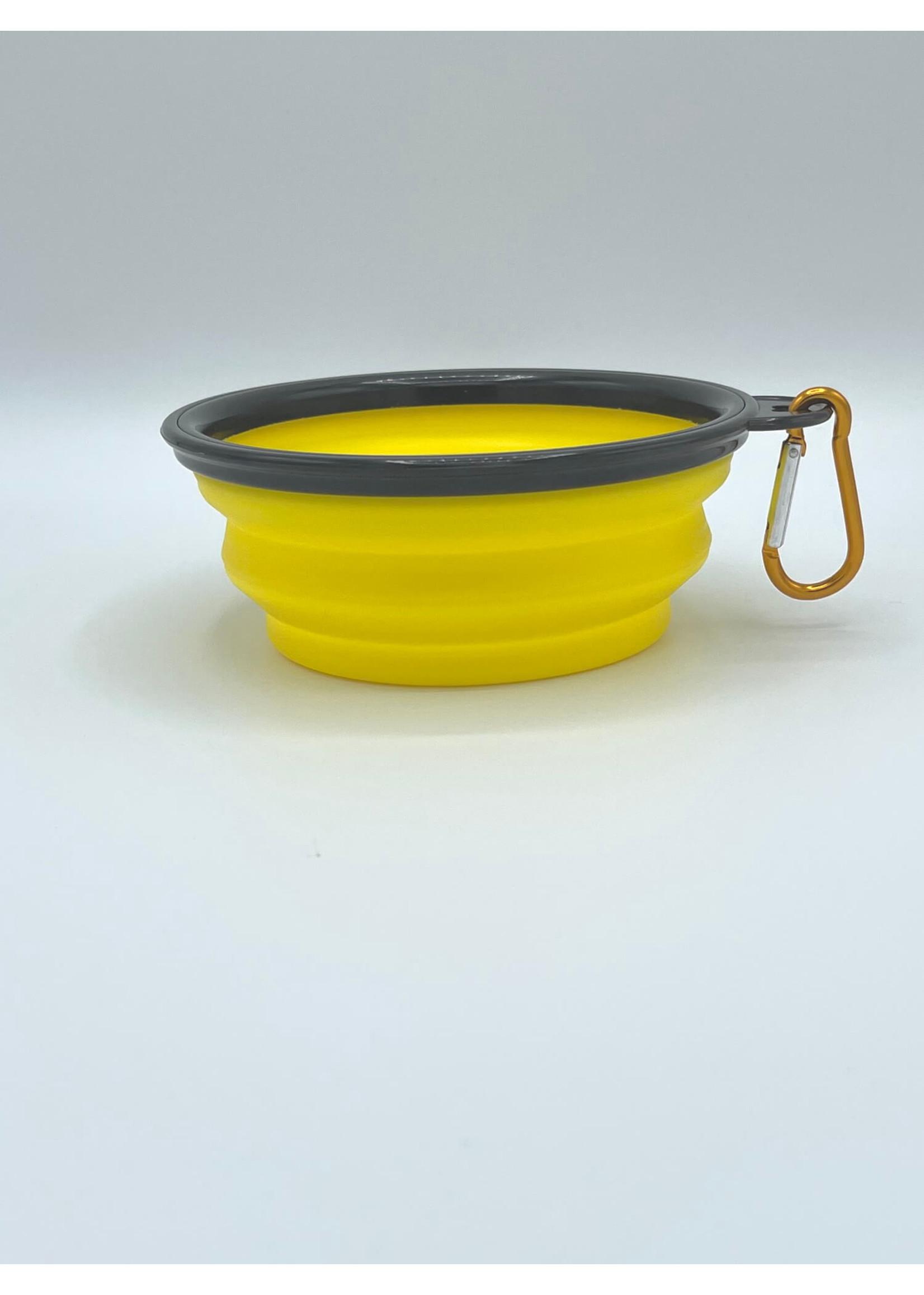 Collapsible Pet Bowl Dish