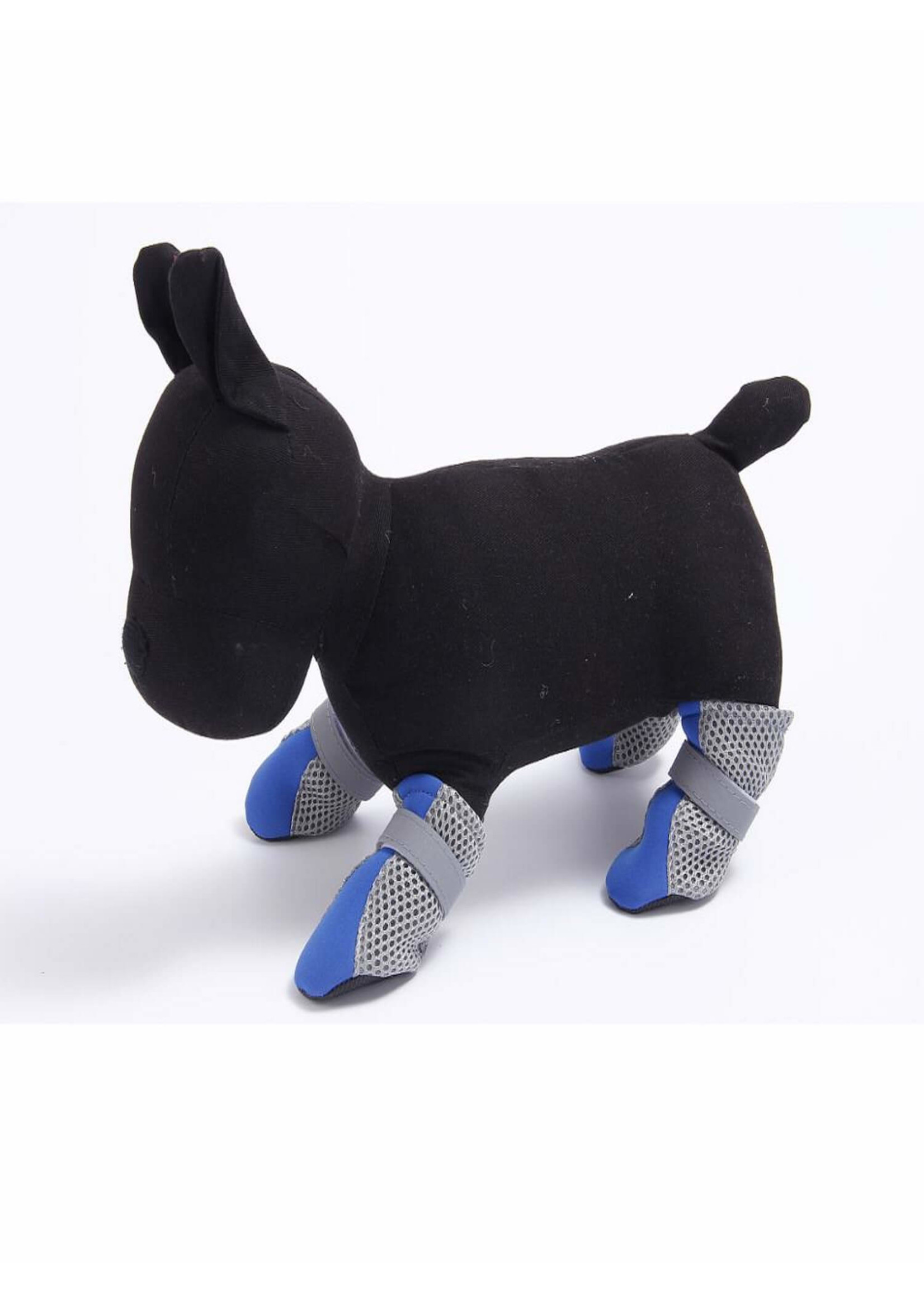 Pet  Shoes 4 Piece Set