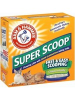 Arm and Hammer Arm & Hammer Super Scoop-Scented Cat Litter 20 lb