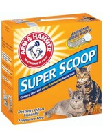Arm and Hammer Arm & Hammer Super Scoop-Unscented Cat Litter 14 lb