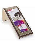 SmartyKat Angle Ramp Cat Scratcher With Catnip