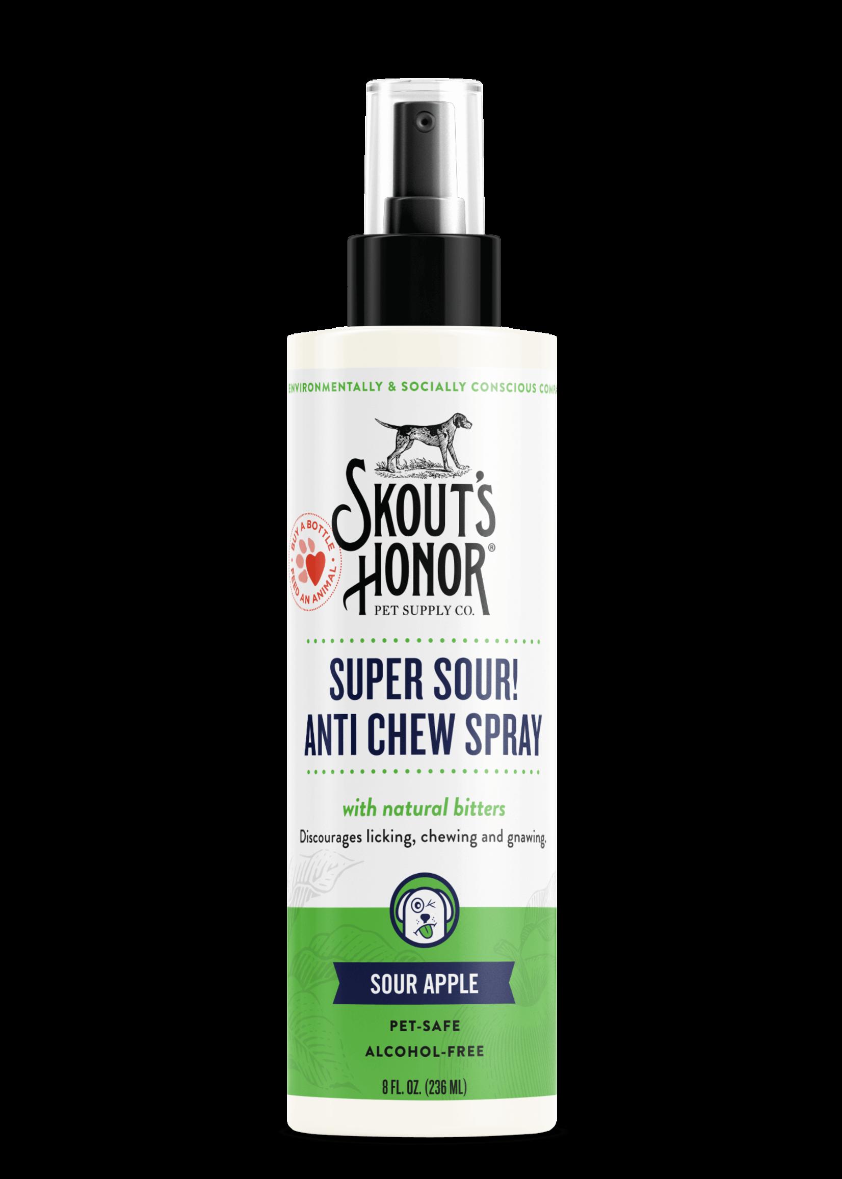Skout's Honor Skout's Honor Dog Anti Chew Spray 8oz