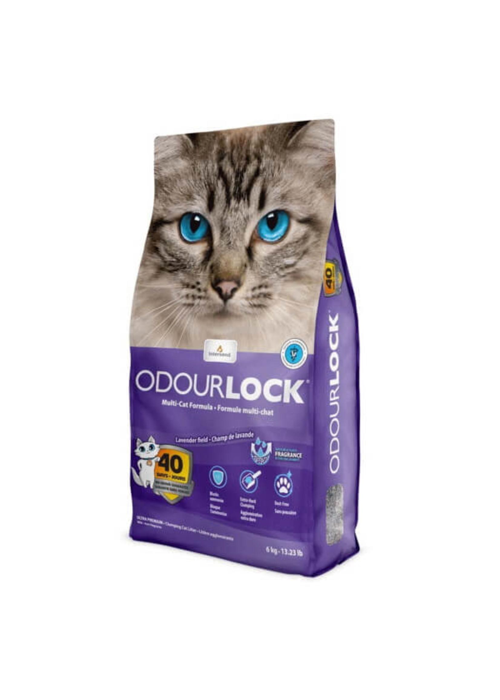 Intersand Intersand Odor Lock Lavender Litter 12 lb