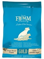 Fromm Fromm 15lb Large Breed Puppy Gold