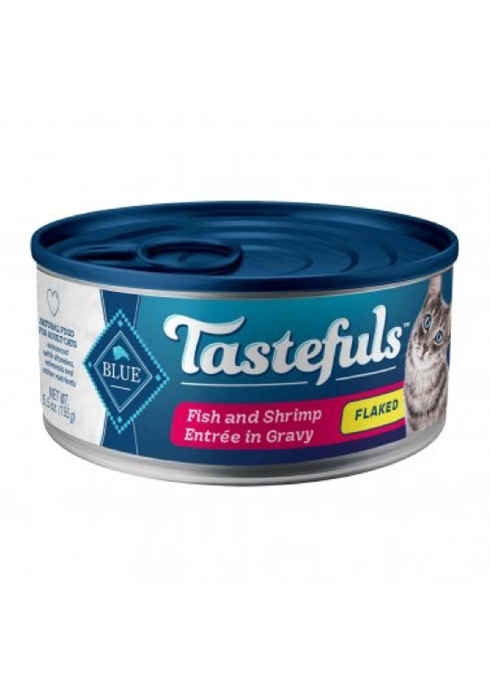 Blue Buffalo Blue Buffalo Tastefuls Fish & Shrimp Cat Food 5.5 Oz
