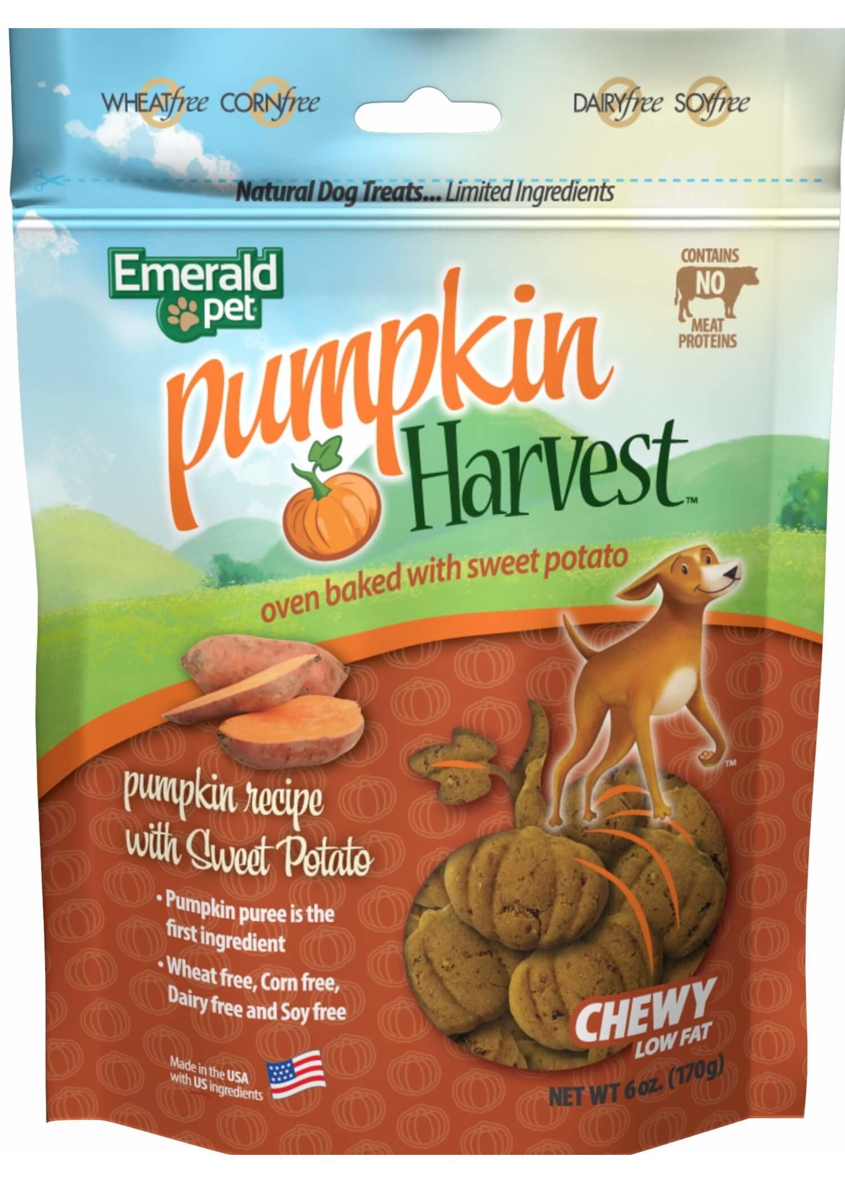 Emerald Pet Emerald Pet Pumpkin Harvest Dog Chews