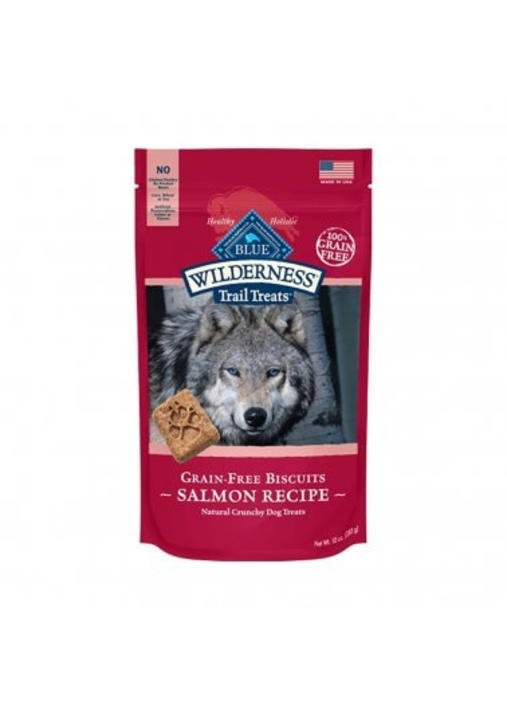 Blue Buffalo Blue Wilderness Salmon Dog Biscuits