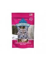 Blue Buffalo Blue Wilderness Grain Free Chicken & Salmon Soft-Moist Cat Treats