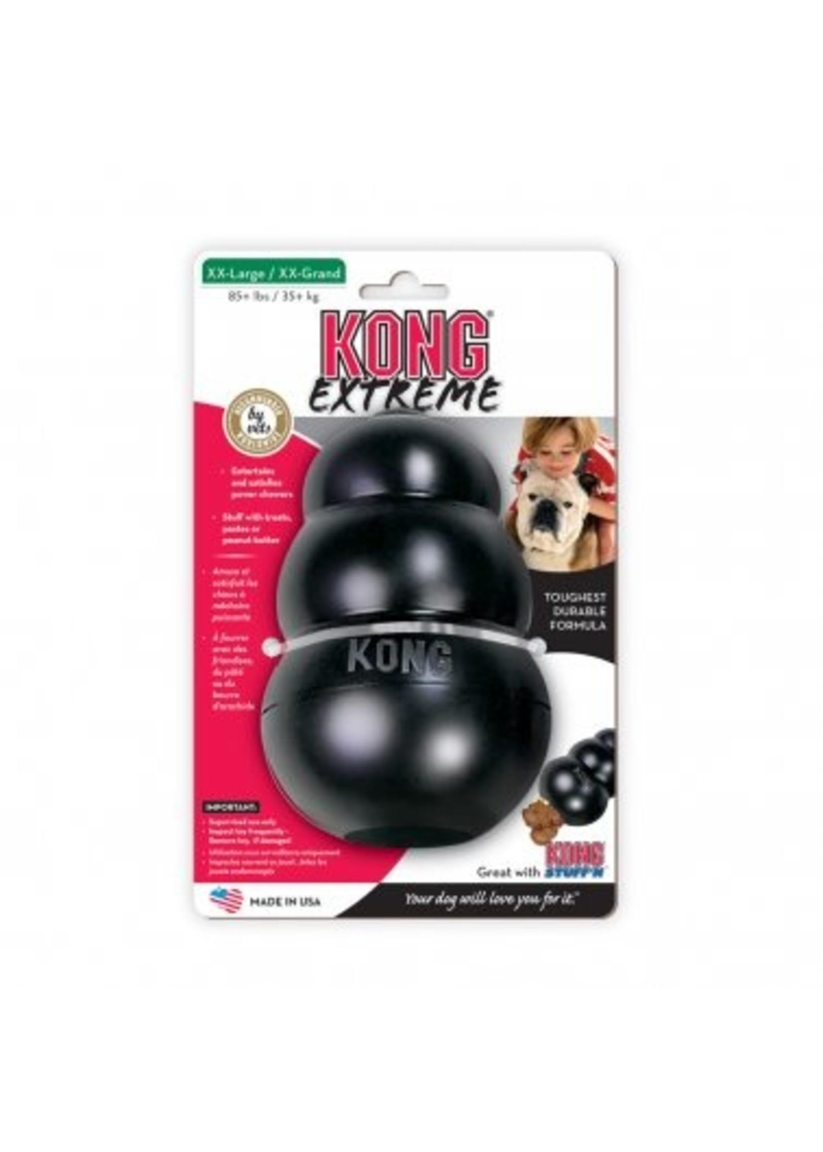Kong Kong Extreme Dog Toy Black XXL